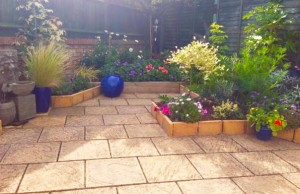 Detail accessories, plant types and colours are all carefully considered.